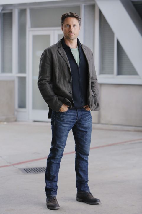 (12. Staffel) - Neu im Team: Dr. Nathan Riggs (Martin Henderson) ... - Bildquelle: Tony Rivetti ABC Studios