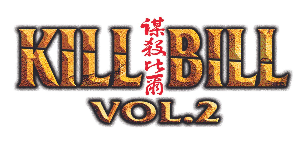 KILL BILL VOL. 2 - Logo - Bildquelle: Miramax Films. All rights reserved