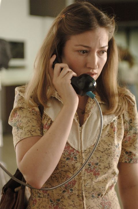 Noch ahnt Carla Jean (Kelly Macdonald) nicht, warum ihr Mann sie zu ihrer todkranken Mutter geschickt hat ... - Bildquelle: 2008 by PARAMOUNT VANTAGE, a Division of PARAMOUNT PICTURES, and MIRAMAX FILM CORP. All Rights Reserved.