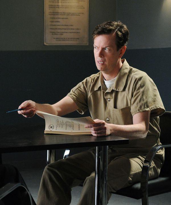 Fordert das Recht auf Selbstverteidigung: Colin Sweeney (Dylan Baker) ... - Bildquelle: CBS Studios Inc. All Rights Reserved.