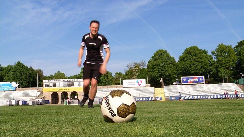 Catch me - Fußballtrainer