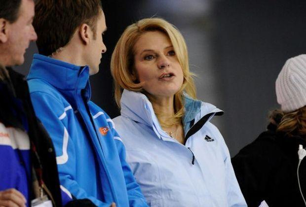Niemann-Stirnemann gewann dreimal olympisches Gold