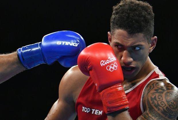Boxer Tony Yoka für ein Jahr gesperrt