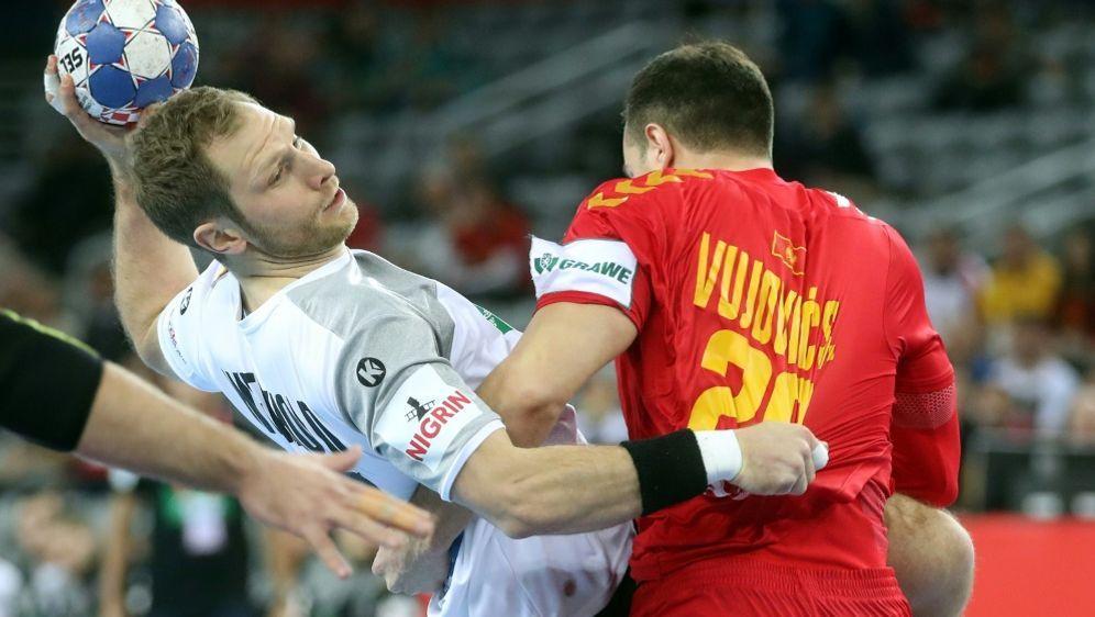 Deutsche Handballer gewinnen sicher mit 32:19 - Bildquelle: AFPSID-