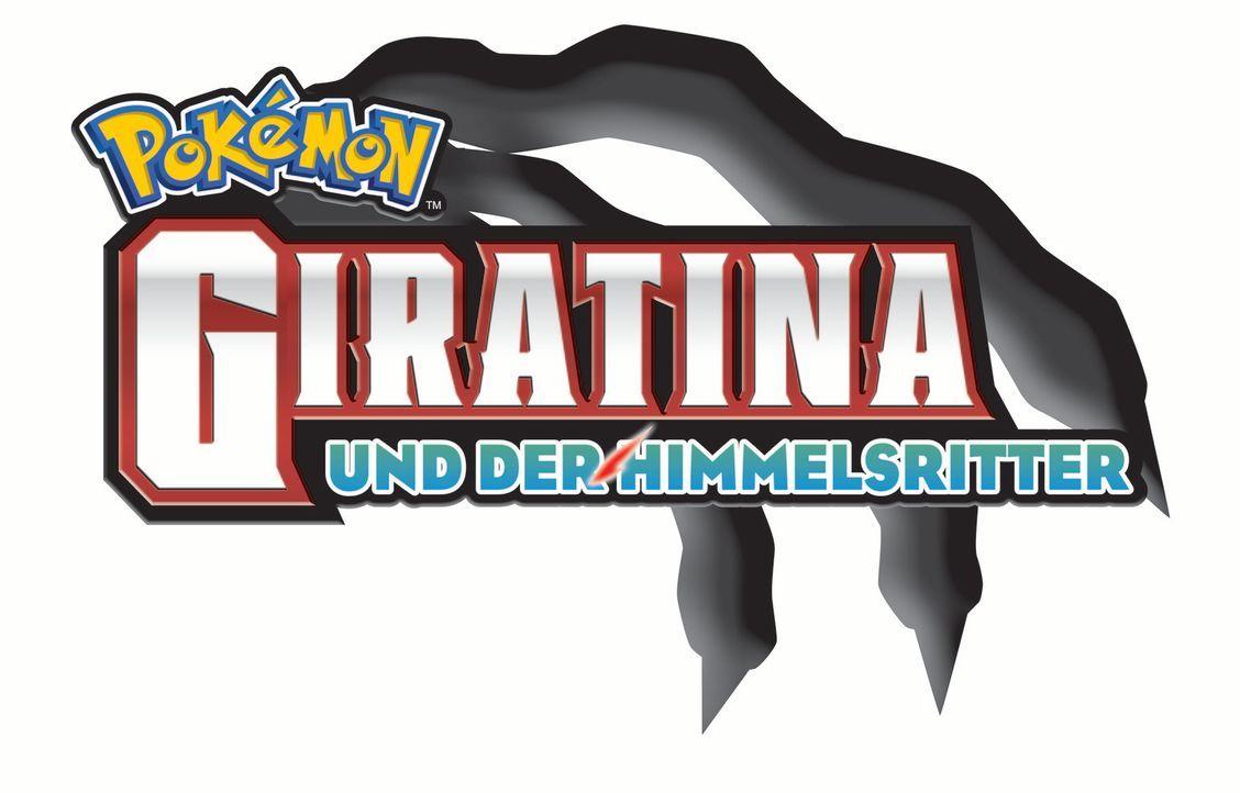 Pokémon - Giratina und der Himmelsritter - Logo - Bildquelle: 2014 Pokémon.   1997-2014 Nintendo, Creatures, GAME FREAK, TV Tokyo, ShoPro, JR Kikaku. TM, ® Nintendo.