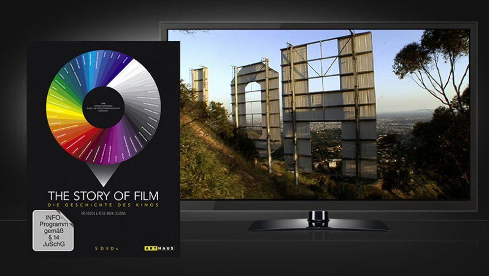 The Story of Film DVD-Box - Bildquelle: Studiocanal