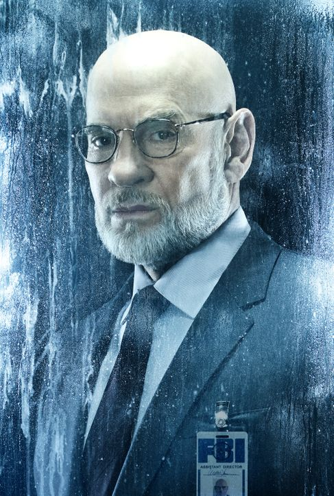 (11. Staffel) - Wird Skinner (Mitch Pileggi) seine Agenten tatsächlich beistehen oder wechselt er die Seiten? - Bildquelle: 2018 Fox and its related entities.  All rights reserved.