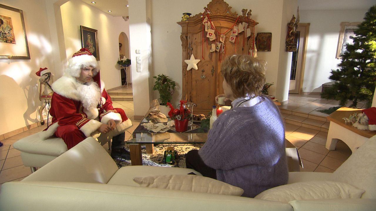 Wer-glaubt-schon-an-den-Weihnachtsmann11 - Bildquelle: SAT.1