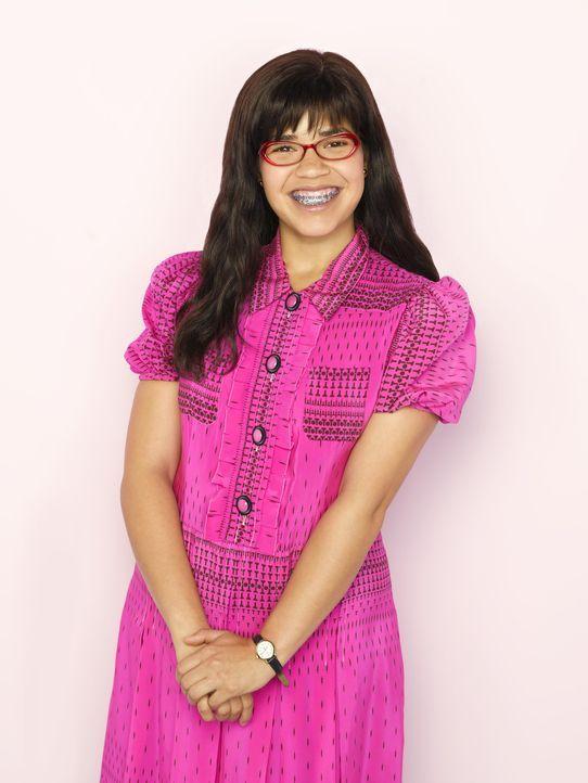 (2. Staffel) - Betty Suarez (America Ferrera) ist immer für eine Überraschung gut ... - Bildquelle: Buena Vista International Television