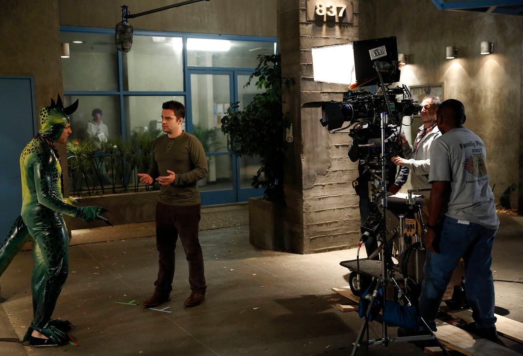 New Girl Behind The Scenes19 - Bildquelle: 20th Century Fox Film Corporation. All rights reserved