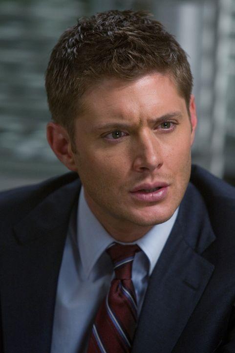 Sam ist nicht sicher, ob er sich noch selbst trauen kann. Er möchte nicht mehr als Jäger arbeiten und trennt sich kurzerhand von Dean (Jensen Ackles... - Bildquelle: Warner Brothers