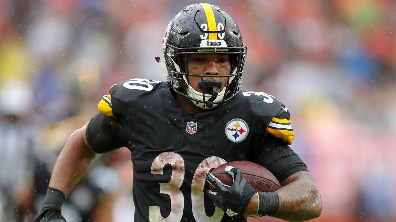 James Conner (Pittsburgh Steelers) - Bildquelle: Imago/Icon SMI