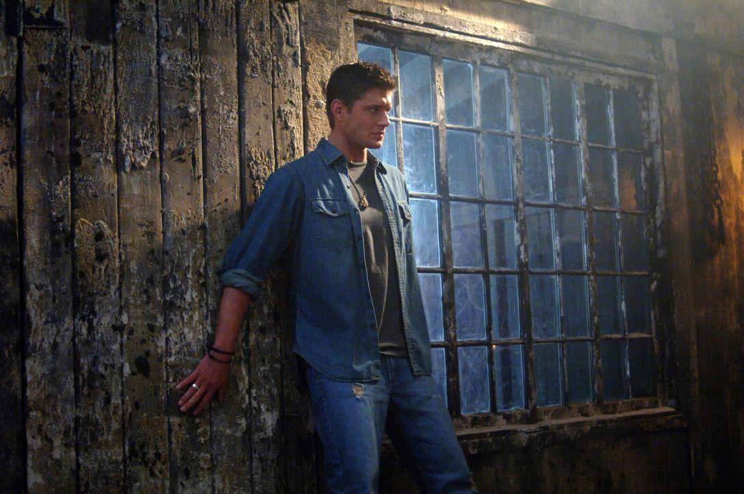 Werden Sam und Dean (Jensen Ackles) in die Teufelsfalle tappen? - Bildquelle: Warner Bros. Television