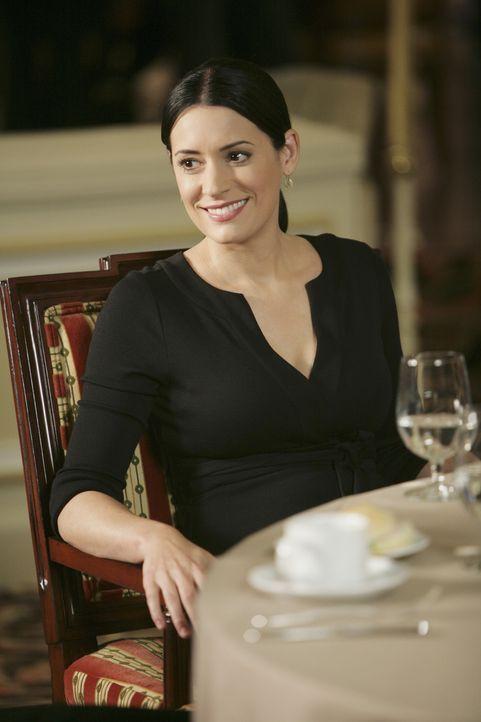 Kurz nachder Beerdigung von Haley, wird Prentiss (Paget Brewster) und ihre Kollegen nach Nashville geordert um einen Serienmörder dingfest... - Bildquelle: Touchstone Television