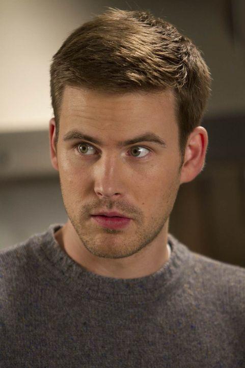 Ist sich dem Vorteil von Freunden bewusst: Aaron (Zach Cregger) ... - Bildquelle: NBC Universal, Inc.