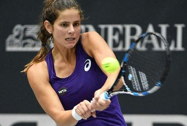 WTA-Turnier in Moskau: Görges erreicht das Achtelfinale