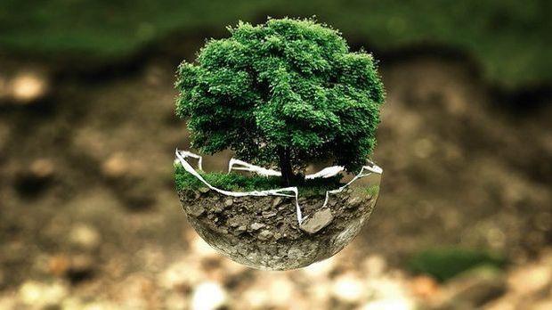 Umwelt-Atmosphaere