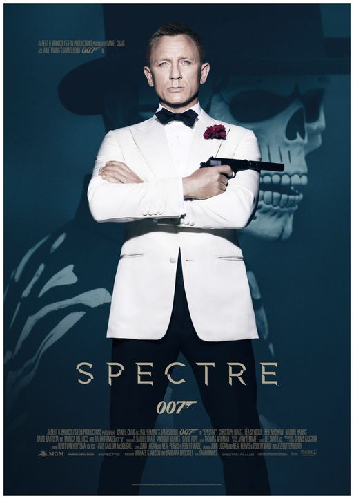 Spectre-00-Sony-Pictures-Releasing-GmbH - Bildquelle: 2015 Sony Pictures Releasing GmbH