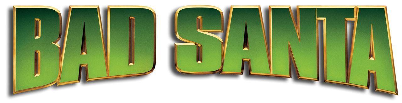 """Bad Santa"" - Logo - Bildquelle: 2006 Sony Pictures Television International."
