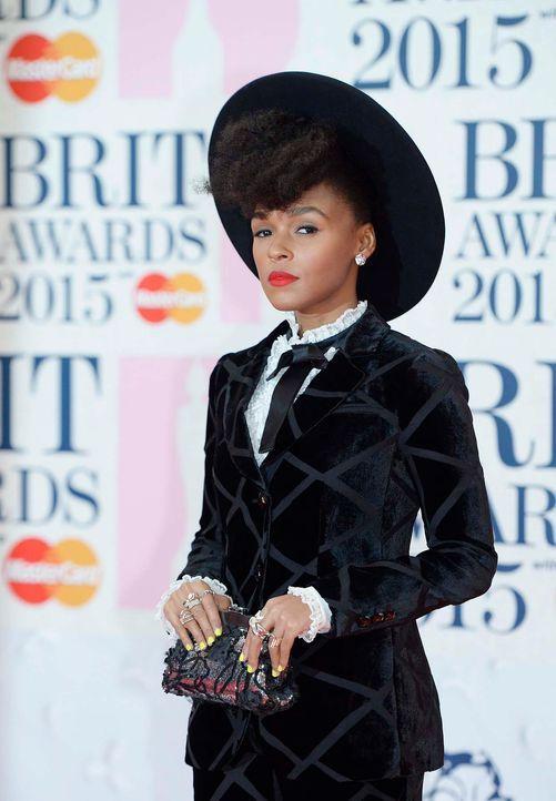 BRIT-Awards-Janelle-Monae-15-02-25-dpa - Bildquelle: dpa