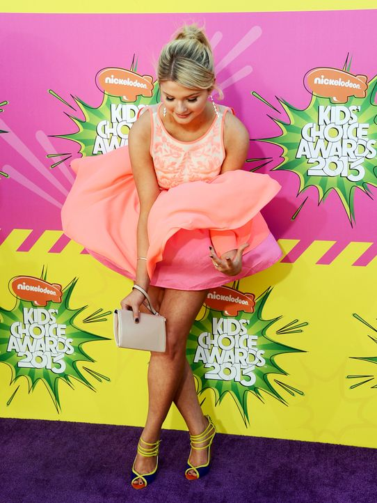 kids-choice-awards-2013-Stefanie-Scott-130323-getty-AFP - Bildquelle: getty-AFP