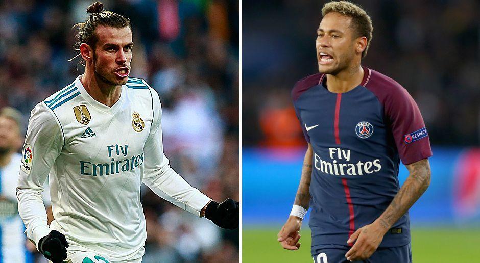 Real Madrid Vs Paris Stgermain Der Finanzvergleich