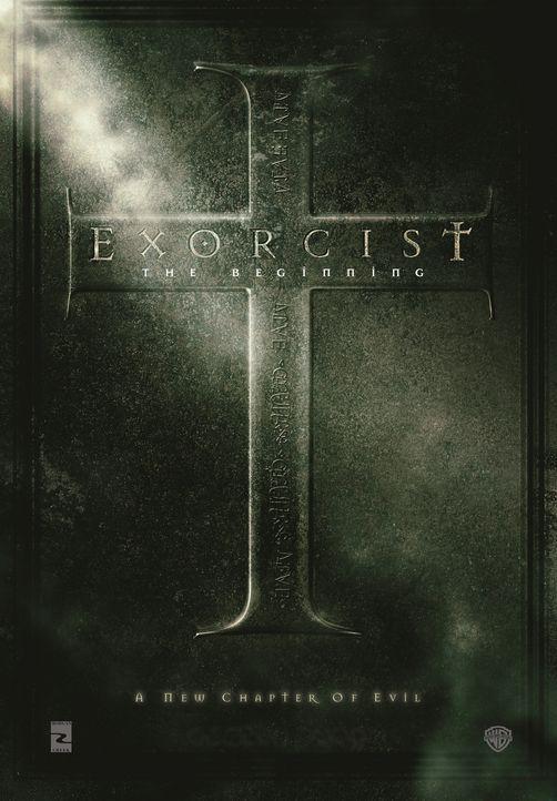 Exorzist: Der Anfang - Plakatmotiv - Bildquelle: Warner Brothers