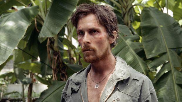 Als Dieter Dengler (Christian Bale) und seine Mitgefangenen von den Plänen de...