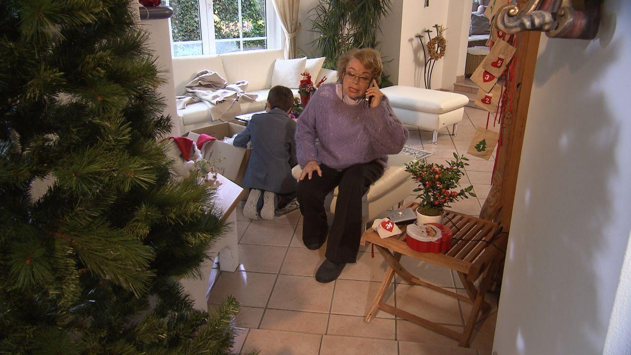 Wer-glaubt-schon-an-den-Weihnachtsmann2 - Bildquelle: SAT.1