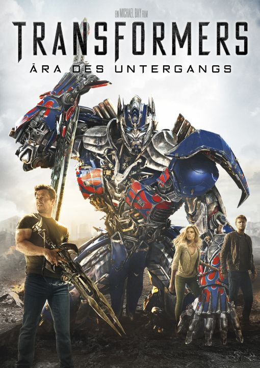 Transformers: Ära des Untergangs - Artwork - Bildquelle: (2016) Paramount Pictures. All Rights Reserved. TRANSFORMERS, its logo & all related characters are trademarks of Hasbro & are used with permission.