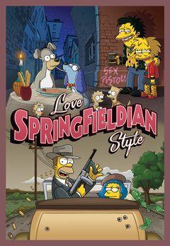 Die Simpsons - Love, Springfieldian Stlye - Bildquelle: und TM Twentieth Cent...