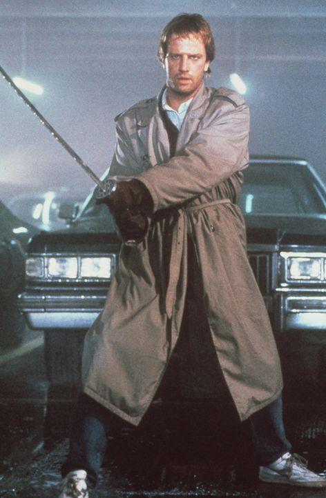 Immer wieder muss sich MacLeod (Christopher Lambert) seinen Widersachern stellen. Dabei kommt es zu Kämpfen auf Leben und Tod ... - Bildquelle: 20th Century Fox Film Corporation
