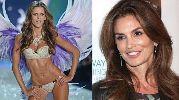 Victorias-Secret-13-11-13-AFP-Cindy-Crawford-13-10-22-Nikki-Nelson-WENN - Bildquelle: AFP / Nikki Nelson - WENN