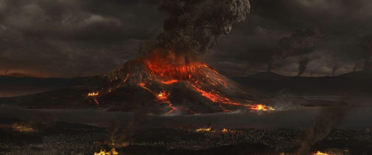 Heftige Naturkatastrophen künden vom herannahenden Untergang Japans. Zunächst will der japanische Premierminister gar nichts unternehmen, aber dann...