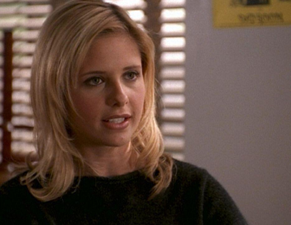 Diesmal muss Buffy (Sarah Michelle Gellar) einer Freundin aus der Klemme helfen ... - Bildquelle: TM +   2000 Twentieth Century Fox Film Corporation. All Rights Reserved.