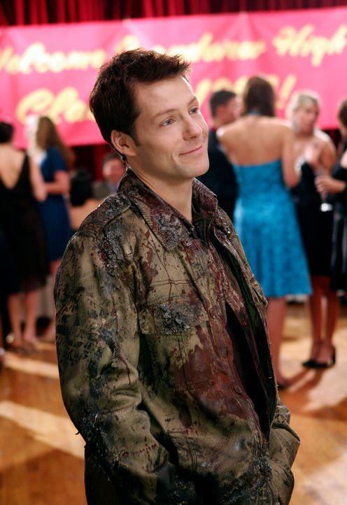 Der Geist von Bryan Curtis (Jamie Bamber), der bei einem Autounfall ums Leben gekommen ist, verbreitet Angst und Schrecken – aber nur, weil ein ande... - Bildquelle: ABC Studios