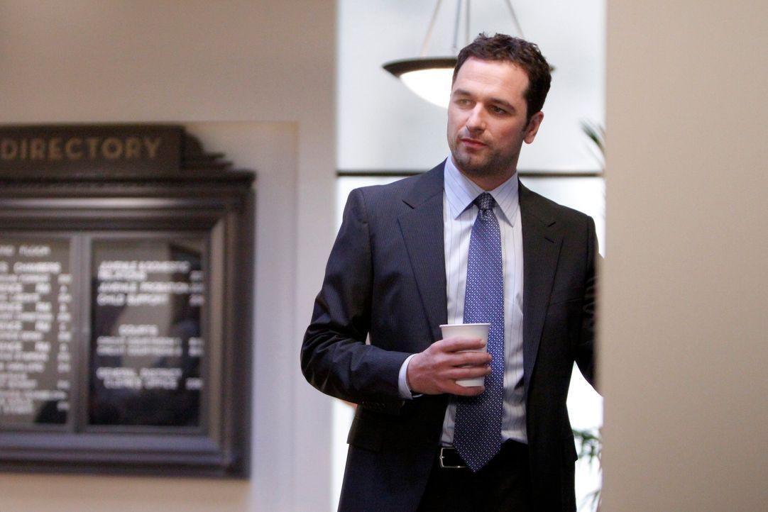 Wie wird Kevin (Matthew Rhys) mit der neuen Situation umgehen? - Bildquelle: 2011 American Broadcasting Companies, Inc. All rights reserved.