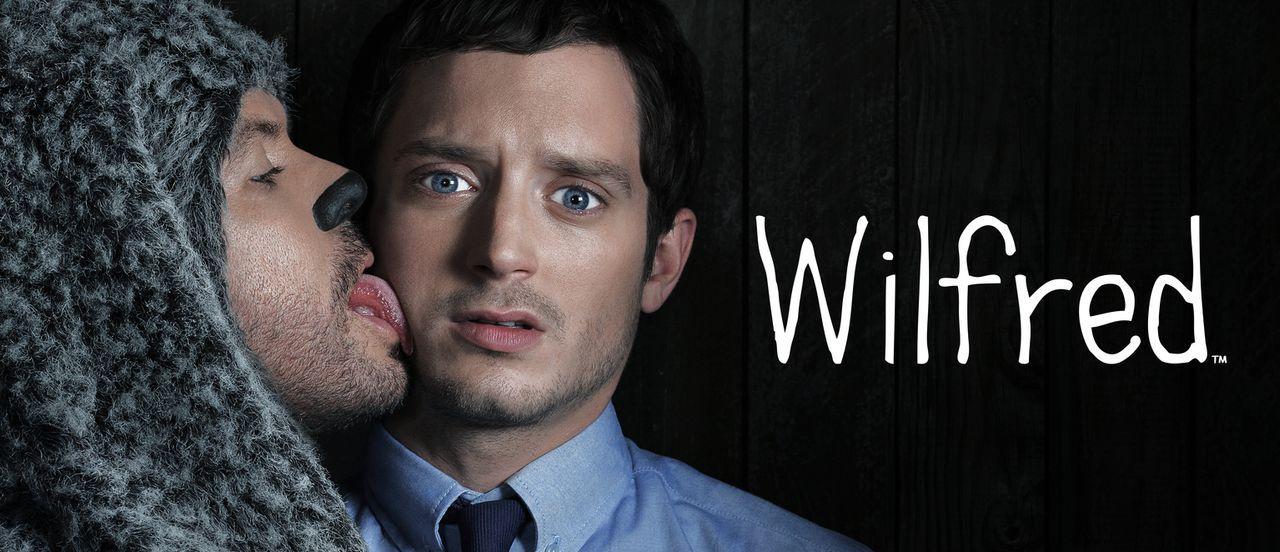"""(1. Staffel) - """"WILFRED"""" - Artwork - Bildquelle: 2011 FX Networks, LLC. All rights reserved."""