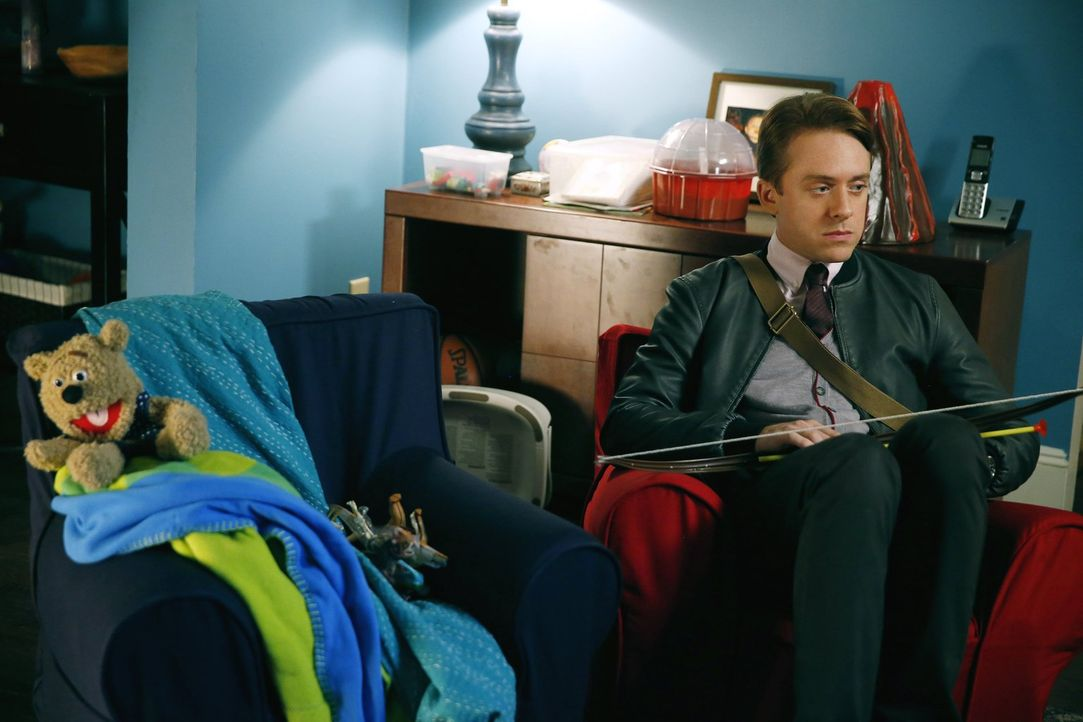 Was ist nur mit Max (Max Jenkins) los? - Bildquelle: Warner Bros. Entertainment, Inc.