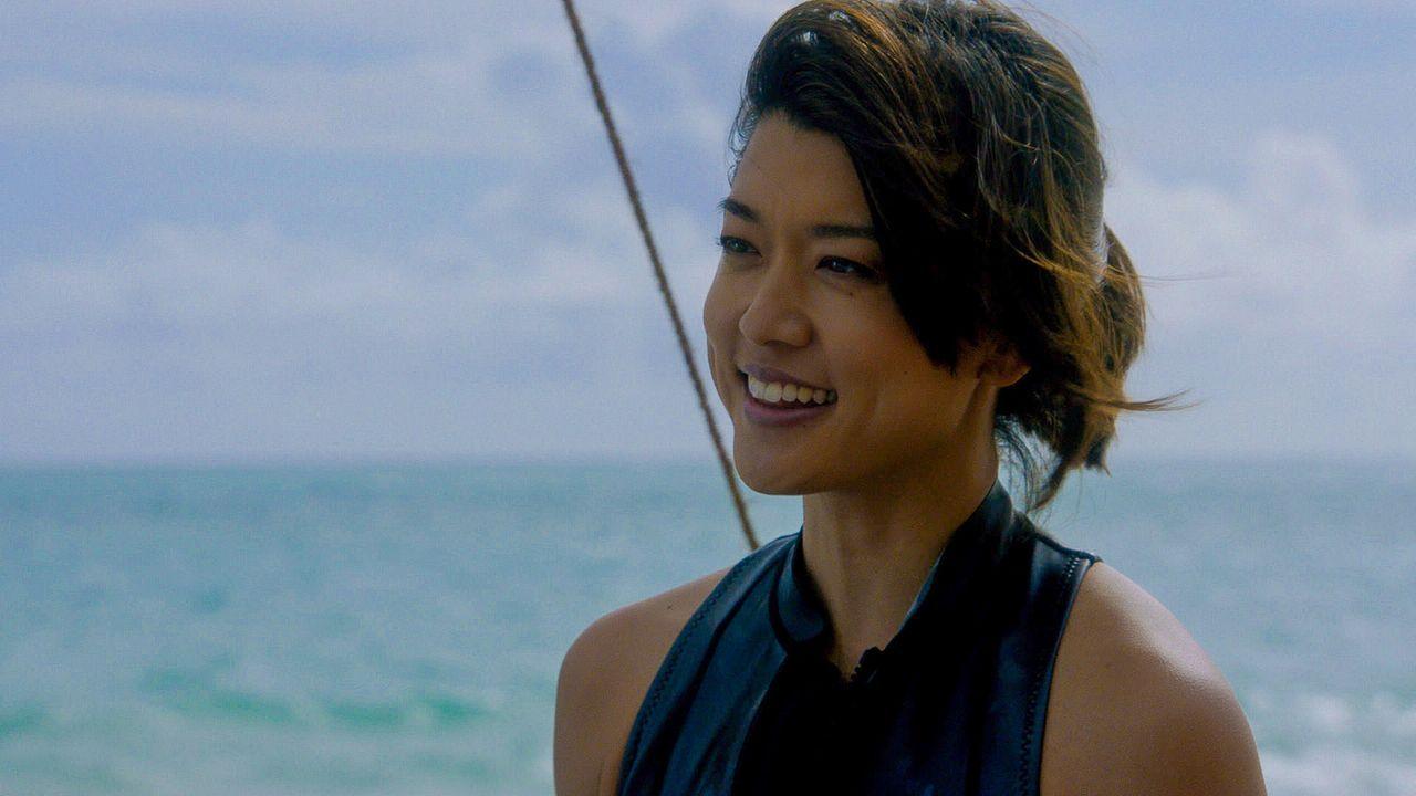 Zu Ehren ihrer Mutter begibt sich Kono (Grace Park) auf einen Segeltrip um die Hawaiianischen Inseln ... - Bildquelle: 2015 CBS Broadcasting Inc. All Rights Reserved.