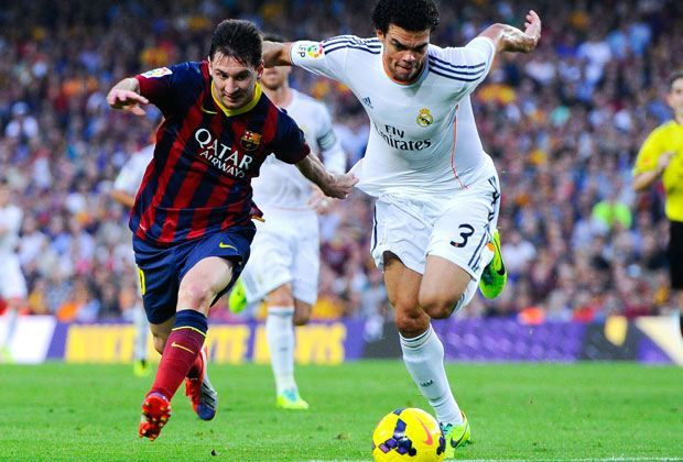 real madrid fc barcelona clasico