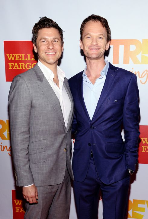 Neil-Patrick-Harris-David-Burtka-140616-getty-AFP - Bildquelle: getty-AFP