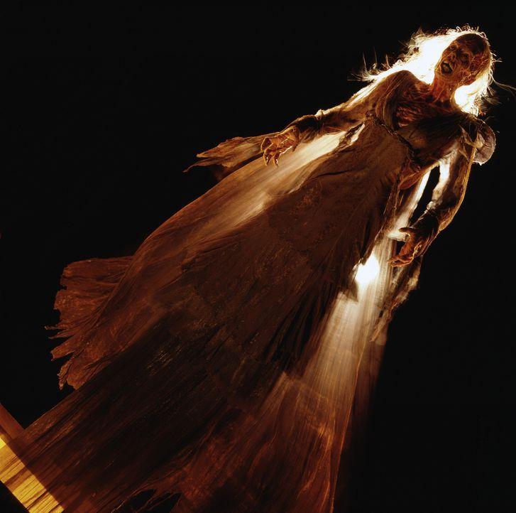 Zahnfee Matilda Dixon war der Liebling aller Kinder - bis die nette, alte Frau unschuldig eines Verbrechens bezichtigt und vom Mob gelyncht wurde. S... - Bildquelle: 2004 Sony Pictures Television International. All Rights Reserved.