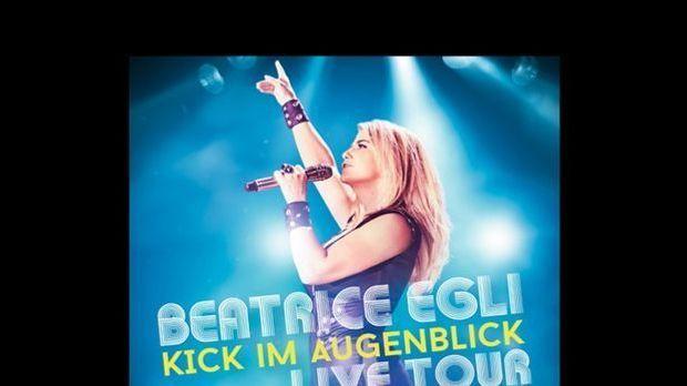 Das erste Live-Album von Beatrice Egli
