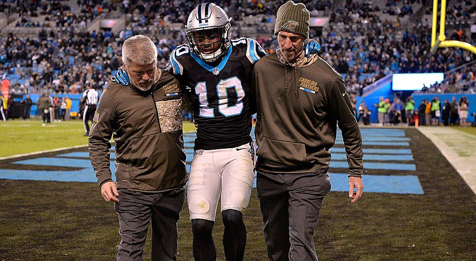 NFC #5: Carolina Panthers - Bildquelle: 2017 Getty Images