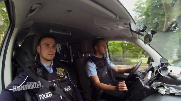 Achtung Kontrolle - Achtung Kontrolle! - Die Polizei Merseburg Ermittelt