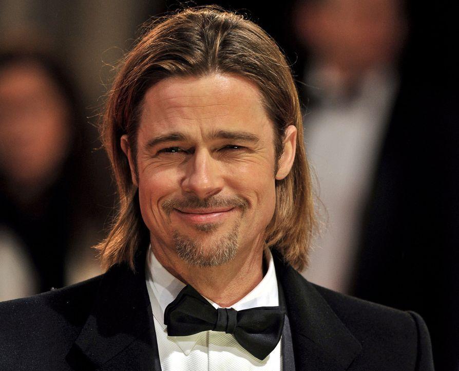 Brad Pitt - Bildquelle: +++(c) dpa - Bildfunk+++ Verwendung nur in Deutschland