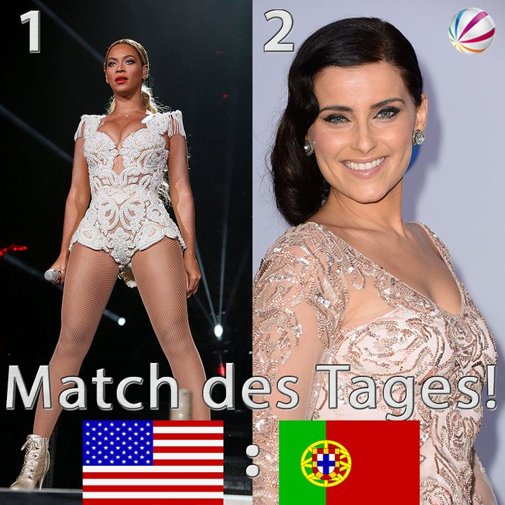 USA vs. Portugal