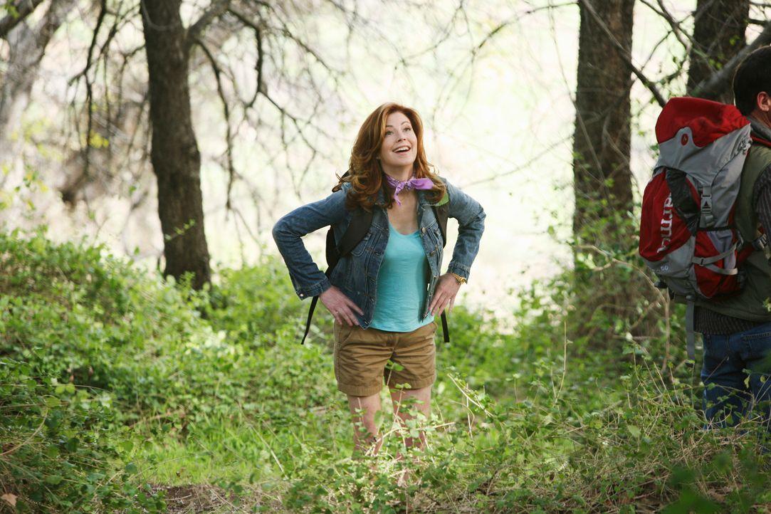 Ahnt nicht, dass Dave etwas Schreckliches mit ihr vor hat: Katherine (Dana Delany) ... - Bildquelle: ABC Studios