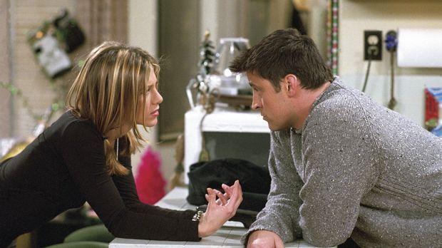 Rachel (Jennifer Aniston, l.) ist völlig verwirrt: Seit sie schwanger ist, de...